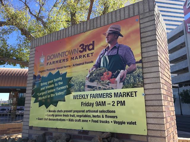 Vegas Farmers Market, Farmers Market, Main Street Station, Fremont, Fremont Experience