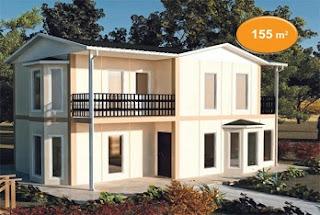 prefabrik villa yapımı şile