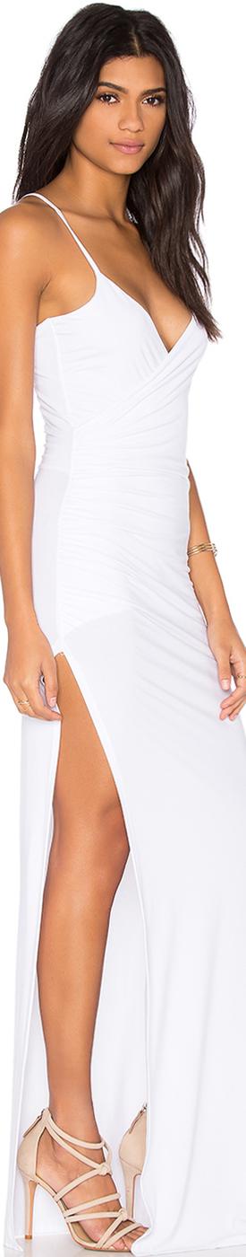 AALI-AGNI DRESS SHOWN IN WHITE