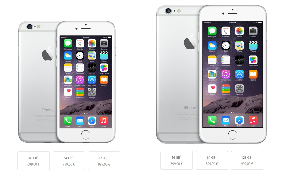 iphone 6 e pre 231 os do iphone 6 e 6 plus em portugal aberto at 233 de 11323