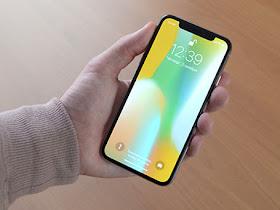 Desain iPhone X menjadi sangat pasaran oleh Android P - Responsive Blogger Template