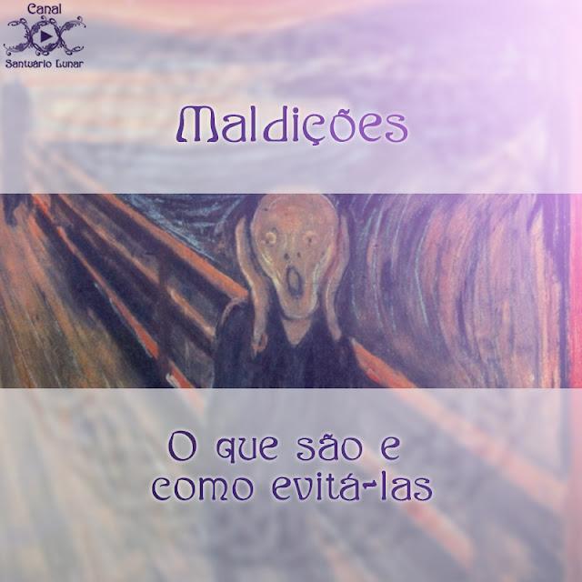 Maldições - O que são e como evitá-las | Magia, Bruxaria, Wicca, Paganismo