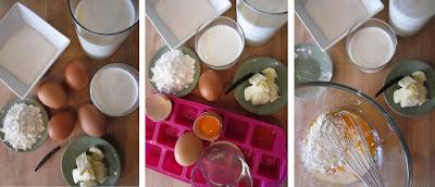 Tarta de pera y manzana (Siempredulces) - Elaboración Paso 5