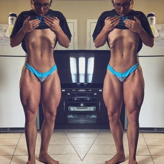 Fitness Model Rachael Frieza