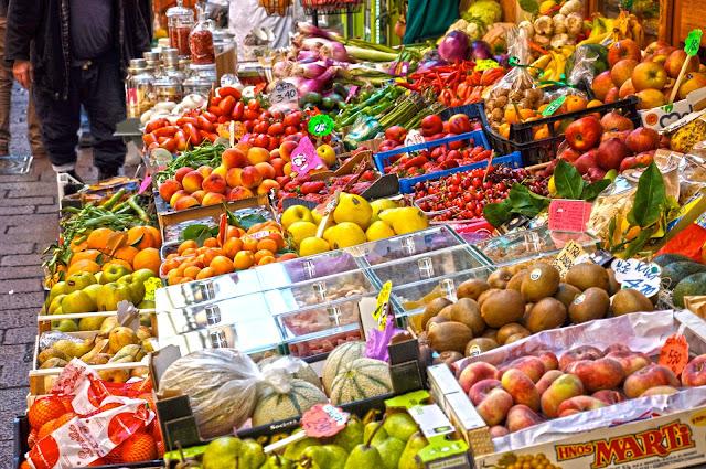 Mercato, acquisto ecologico