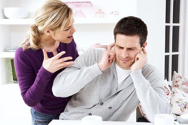 Benarkah Istri Cerewet Bikin Sehat Suami Atau Bikin Cepet Mati