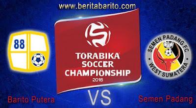 Prediksi Pertandingan Barito Putera VS Semen padang TSC 17 juni  2016