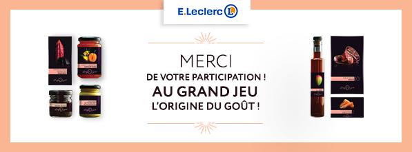 Leclerc anecdote concours