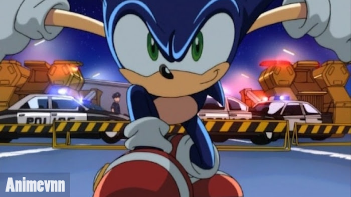 Ảnh trong phim Sonic the Hedgehog: The Movie 1