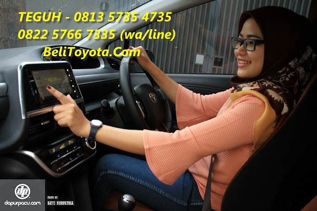 Beli Toyota All New Sienta di Surabaya
