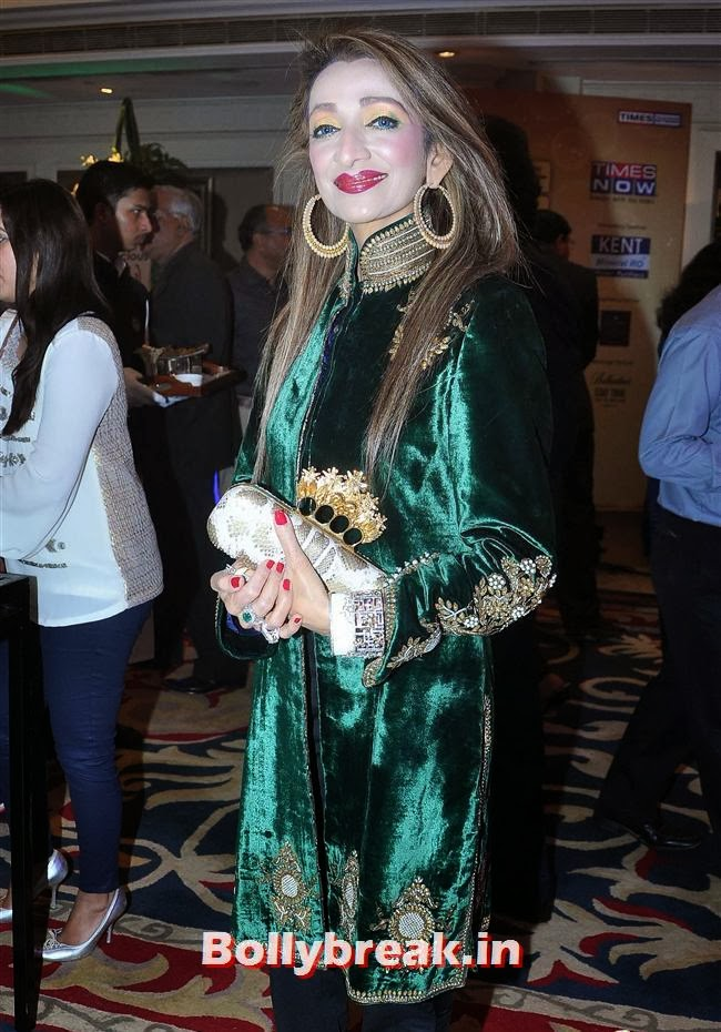 , Times Now Foodie Awards 2014