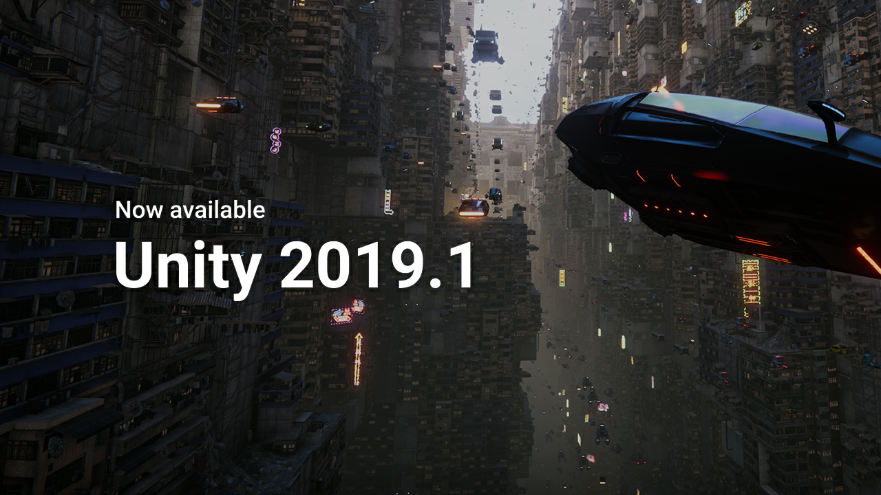 Unity Free For All 2019 – Unity Editor | Crack for Unity 3D