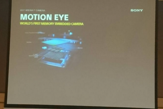 "Sony Xperia XZ Premium to feature ""motion eye"" , stacked sensor with 960 fps video recording"