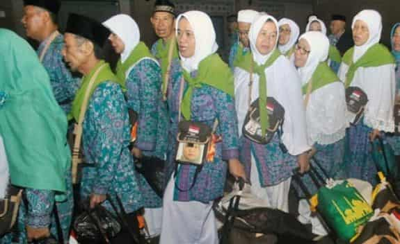 AUTHORITIES CAUGHT 116 INDONESIANS FOR ILLEGAL HAJJ TRAVEL