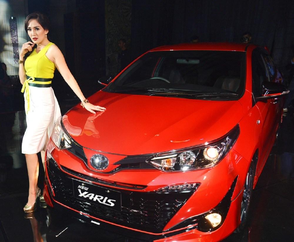 Toyota Hadirkan New Yaris, Tampil Kian Sporty Modern & Stylish
