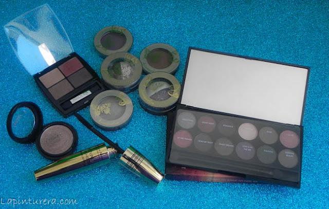 productos maquillaje ojos