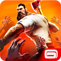 Screenshoot Game Dead Rivals - Zombie MMO Apk Terbaru: