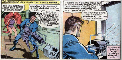 Fantastic Four #148 War On Thirty-Sixth Floor