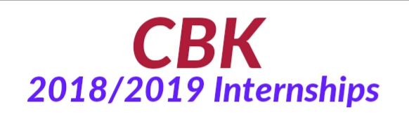 Central Bank of Kenya internships Oct 2018