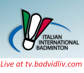 Yonex Italian International 2017 live streaming