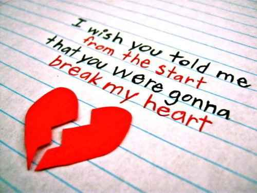 dear diary broken heart sad love quotes
