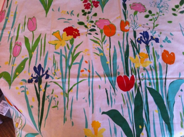 Hudson Baby Design Paule Marrot Tulip Fabric