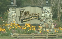 Ft. Wilderness Sign