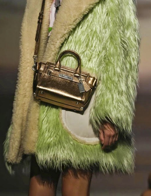 COACH Bags Spring 2015 New York Fashion Week show details of the plan