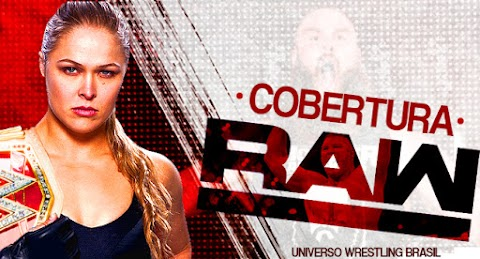 Cobertura: WWE Monday Night RAW 19/11/2018