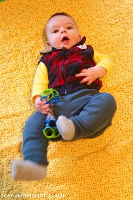 5 month baby update, baby, boy