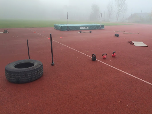 Zirkeltraining reloaded - Power Boot Camp, the crazy Circuit :)