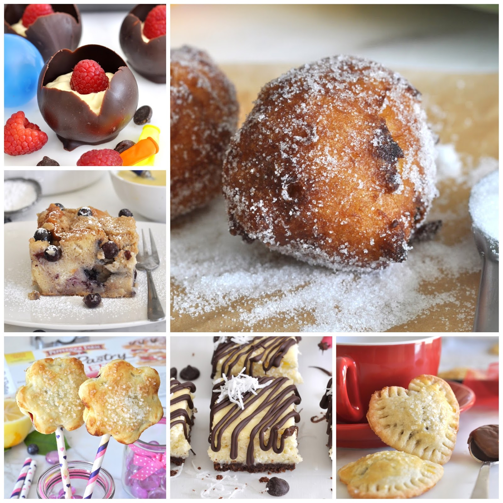 Cooking with Manuela: 2017 Most Popular Desserts