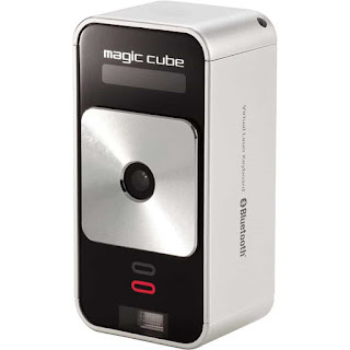 celluon magic  cube laser keyboard