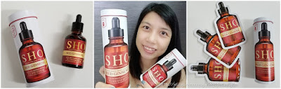 SHO Red Ginseng Ampoule and Treatment Mask
