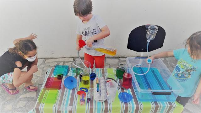 astuce de maman blog activité loisir jeu eau dehors exterieur jardin enfant