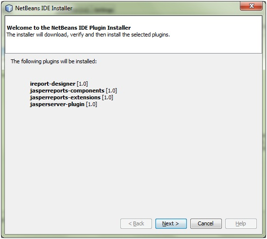 How to install i-Report Plugin for Netbeans IDE ~ Code Road