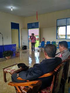 Pengambilan Sumpah Anggota PPL Kecamatan Saparua Timur