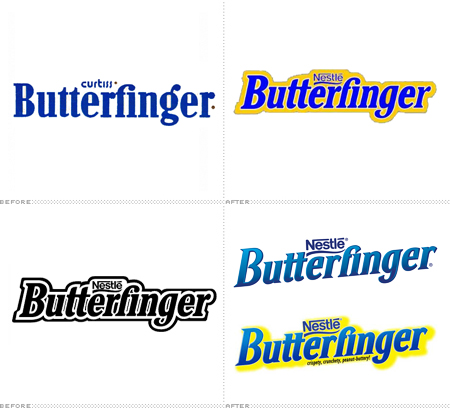 Mundo Das Marcas: BUTTERFINGER  |Butterfinger Slogan