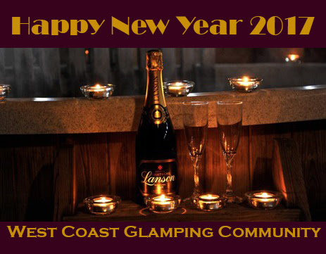 Happy New Year Glamorous Campers!