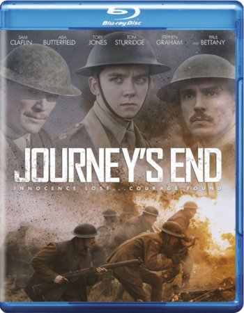 Journey's End (2017) English 720p BluRay