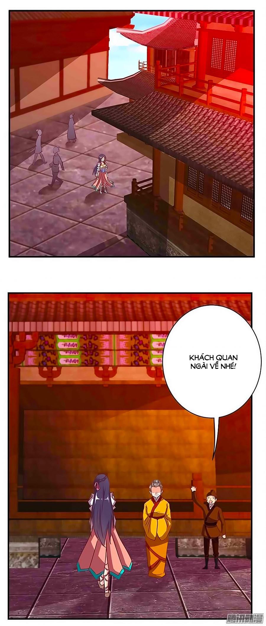 Tú Thiết Chi Thư Chap 71 - Next Chap 72