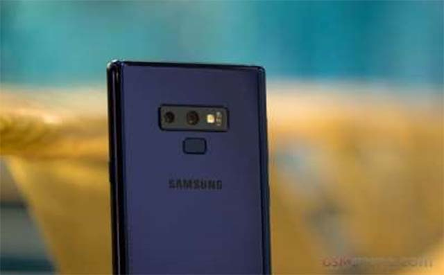 Review Samsung Galaxy Note 9 Dan Download Stock Wallpaper