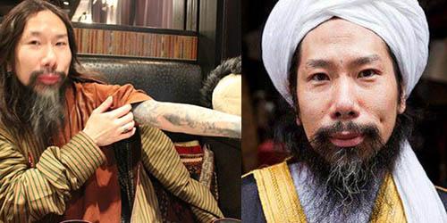 Bertemu Sosok Berpakaian Serba Putih, Tukang Tato Yakuza Ini Bersyahadat Dan Jadi Imam Masjid