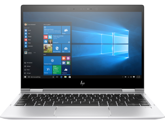 HP EliteBook x360 1020 G2 Drivers For Windows 10 64bit | HP