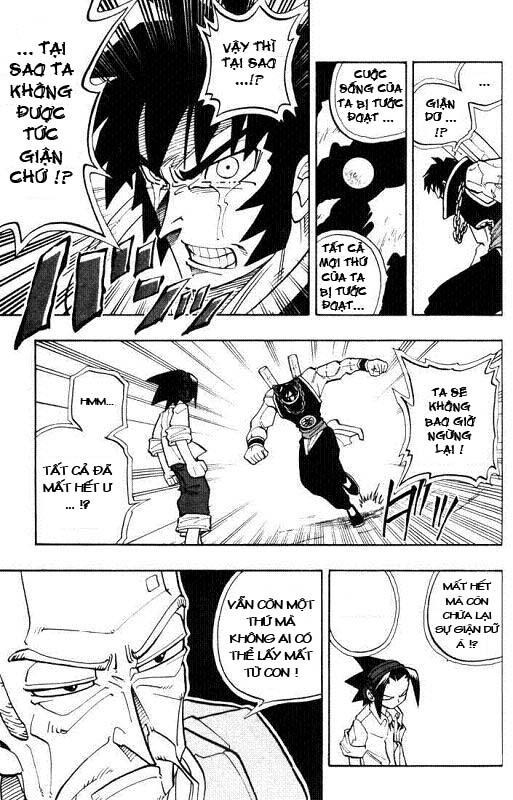 Shaman King [Vua pháp thuật] chap 17 trang 8