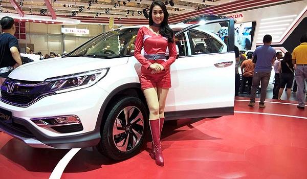Foto SPG Honda