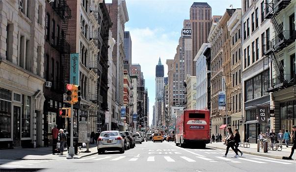 Hälsning från New York
