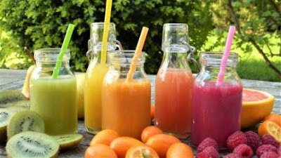 How fruit juices helps for better health