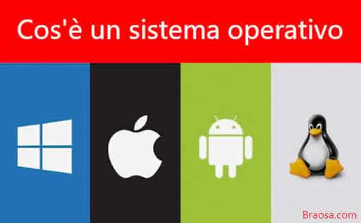 Cos'è un sistema operativo e come funziona