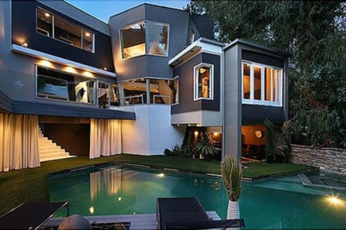 Beautiful Mansion Designs New Home Designs Latest Modern: Beautiful Modern Homes Designs Exterior.